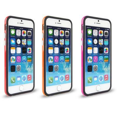 비비드 칼라 슬림라인 범퍼케이스(아이폰6플러스/5.5형)