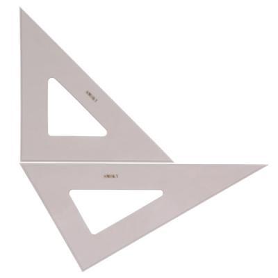삼각자(잉킹) 30cm (스모키)(개) 259700