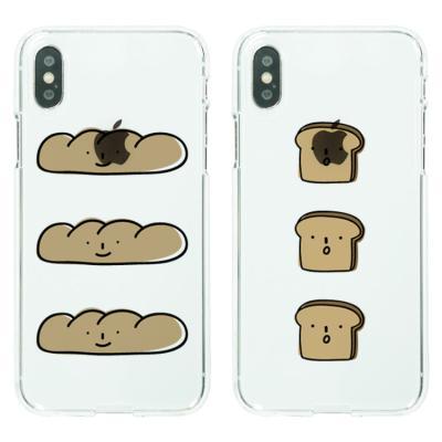 아이폰X케이스 빵빵빵 소프트젤리케이스