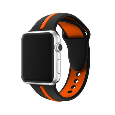 애플워치밴드 1 2 3 4 5 스트랩 시계줄 스포츠 실리콘