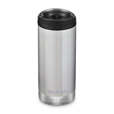 클린켄틴 티케이와이드 보틀 카페캡 355ml_실버(BS)