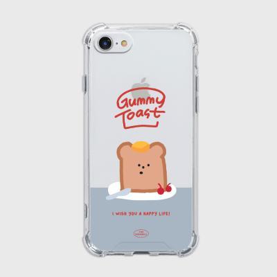 gummy toast [탱크투명 폰케이스]