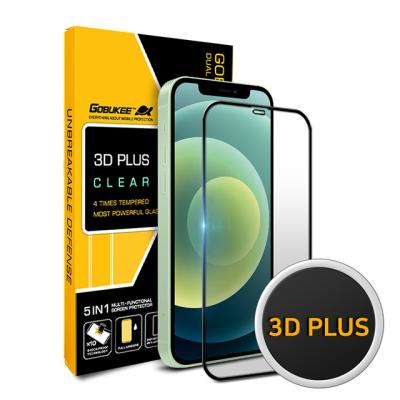 아이폰12 미니 3D플러스 풀커버 강화유리