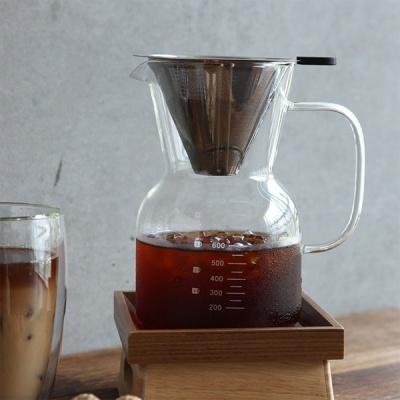 [N365] TDY 홈카페 커피 드리퍼 엘리세 800ml