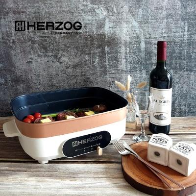 헤르조그  멀티쿠커 MCHZ-NL002