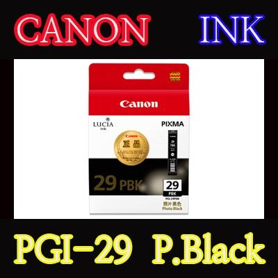 캐논(CANON) 잉크 PGI-29 / P.Black / PGI29 / PRO-1 / PRO1