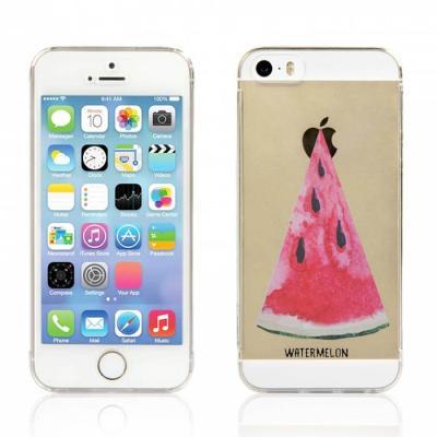 클리어 수박 하드케이스(아이폰5S)