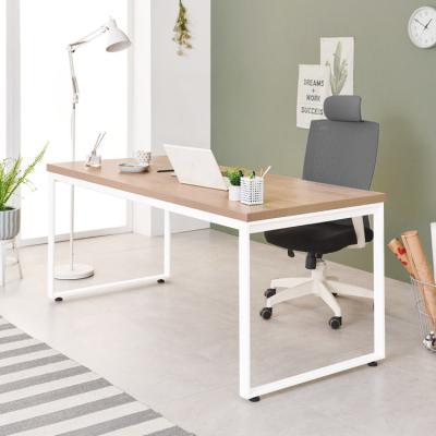 스틸헤비 철제 서재 책상 테이블 1800x800