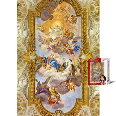 1000피스 퍼즐 캐서린 성당 마그나폴리 PG1007