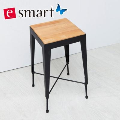 [e스마트] 엘더원목 사각의자