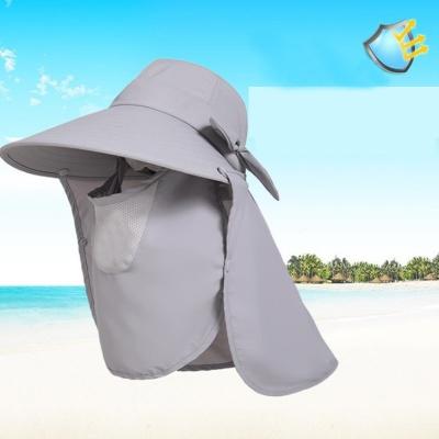 여름모자 썬캡 마스크 얼굴가리개 햇빛차단