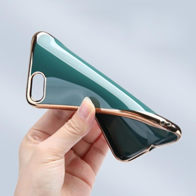 아이폰11 프로 XR XS X 7 8 모던 컬러 실리콘 케이스
