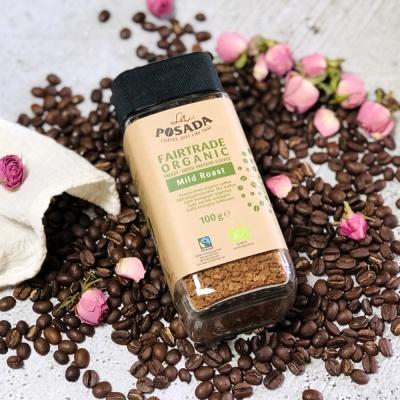 라포사다 공정무역 유기농 마일드 로스트 커피 100g
