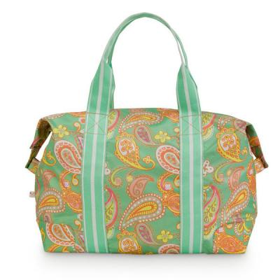 [ALL FOR COLOR]Travel Tote 여행가방 토트백 - Paisley Breeze
