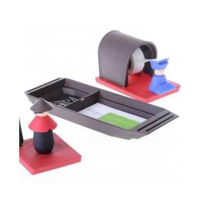 iThinking 나룻배 문구세트 / 테이프 디스펜서