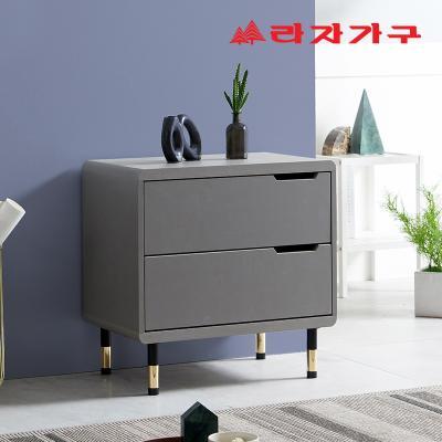 체프 골드 서랍장 600 2단