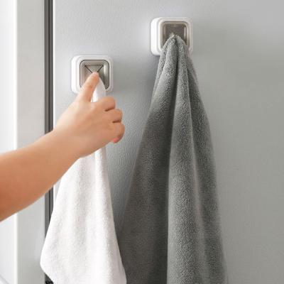 꽂이식 주방 화장실 욕실 수건 타올 걸이