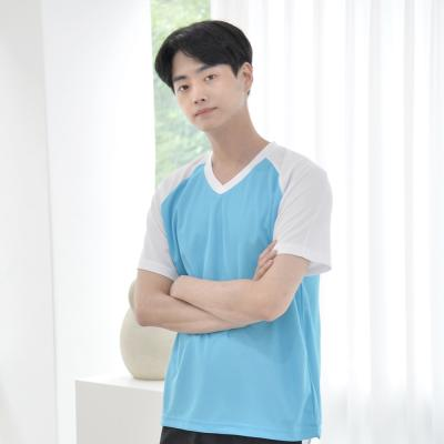 [쿨론원단] 기본 나그랑 브이넥 티셔츠 5color