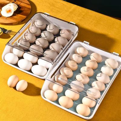 심플 계란 수납 트레이