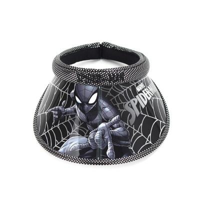 스파이더맨 블랙 핀캡