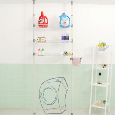 [토마톰스]분체도장 세탁기선반 3단