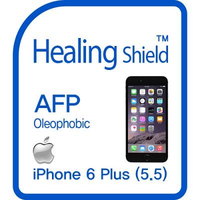 [힐링쉴드] 아이폰6 플러스 AFP 올레포빅 액정보호필름 2매+후면보호필름 1매(HS143744)