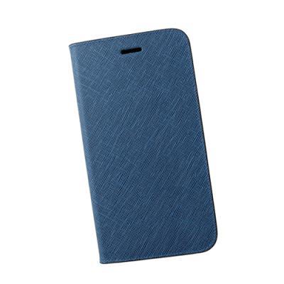 아이폰6플러스 가죽케이스 - 사피아노 블루