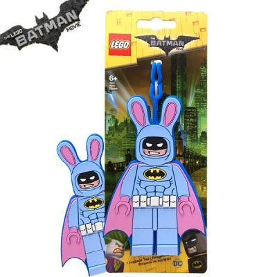 레고 배트맨무비 / 버니 배트맨 실리콘네임텍