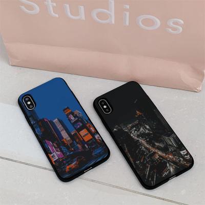 아이폰7플러스 NIGHT CITY 카드케이스