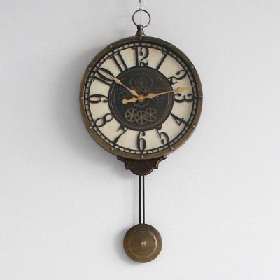 엔틱 추 시계  (85417)