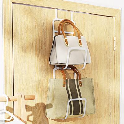 메탈 핸드백 가방 걸이 보관함 정리함 수납장 2개입