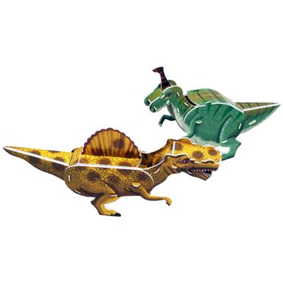 공룡 입체퍼즐 - 친타오사우루스 스피노사우루스
