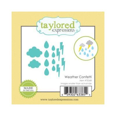 다이 - little bits Weather Confetti
