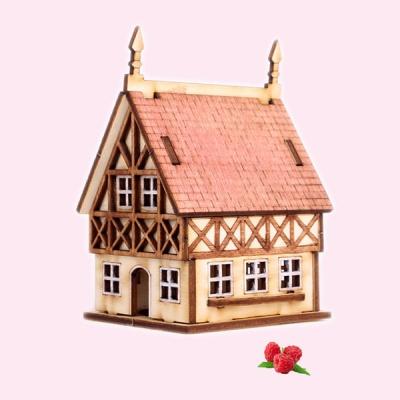 [히스토리하우스] 서양건축시리즈: 베리하우스