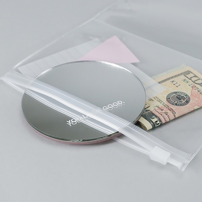 [아이스타일] 실노트 미니 바인더 소프트 PVC 파우치