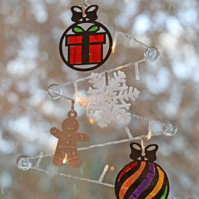 크리스마스트리 만들기 키트 / 벽장식 풀세트