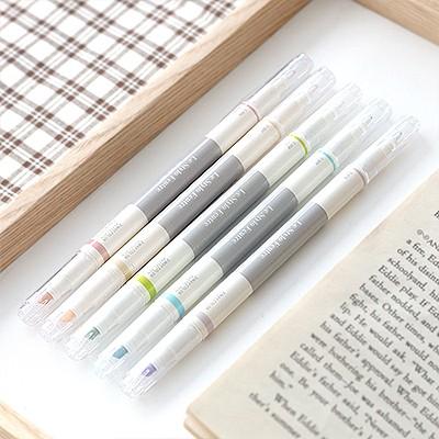 아이코닉 투웨이 파스텔 펜