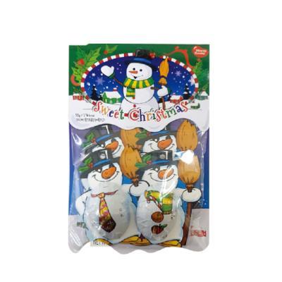 크리스마스초콜릿(눈사람)
