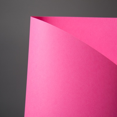 두성종이 칼라복사지 Q04 형광분홍색 A4 80g 25매포