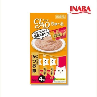 [3+1] 이나바 챠오츄르 14g*4p (7종)