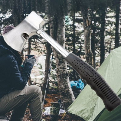 캠핑도끼 장작쪼개기 손도끼