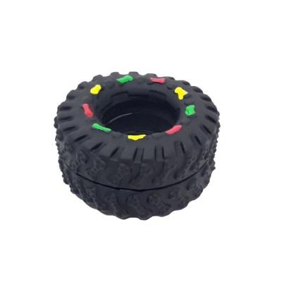 반려동물 장난감 타이어 장난감 1개