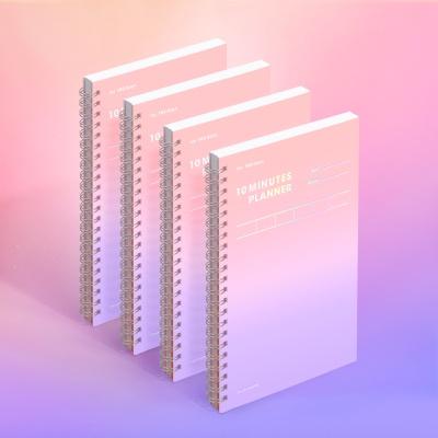 [컬러칩] 텐미닛 플래너 100DAYS - 드림 캐처 4EA