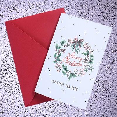 Merry Christmas-리스 CN1529