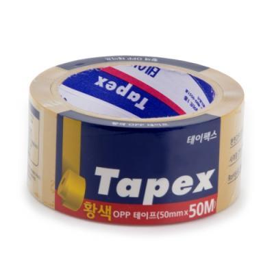 서통OPP테이프 50X50 (테이팩스) 87343