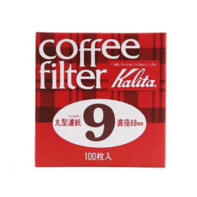 Whatcoffee칼리타 라운드 필터9 68mm 100매