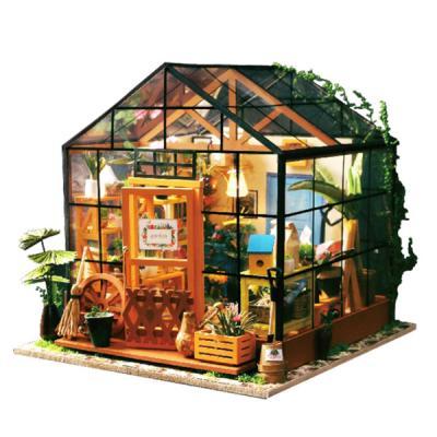 [adico]DIY 미니어처 시그니처 하우스 - 홈 가드닝