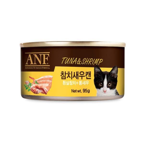 ANF 참치새우캔95G 고양이캔