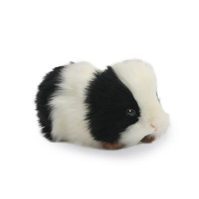4592 기니피그 동물인형(Black&White)/20x10cm
