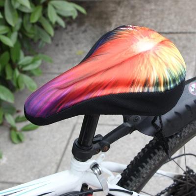 울프베이스 자전거 안장커버(플래쉬)